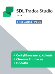 SDL Trados Studio 2019 Freelance Plus