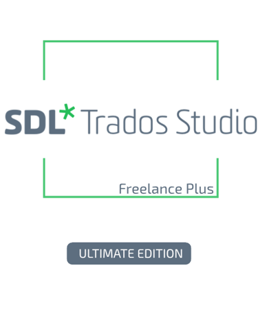 SDL Trados Studio 2019 Freelance Plus Ultimate Edition